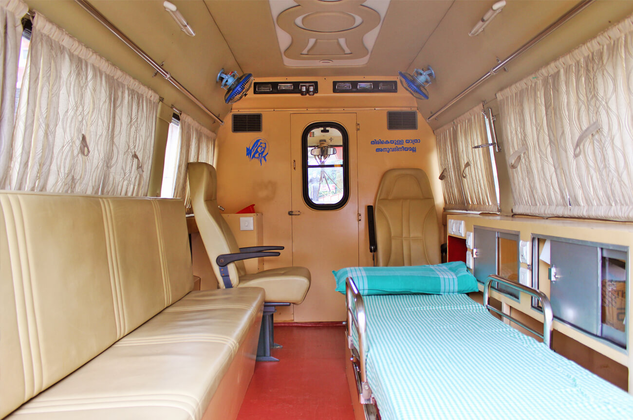 Ambulance_ interior